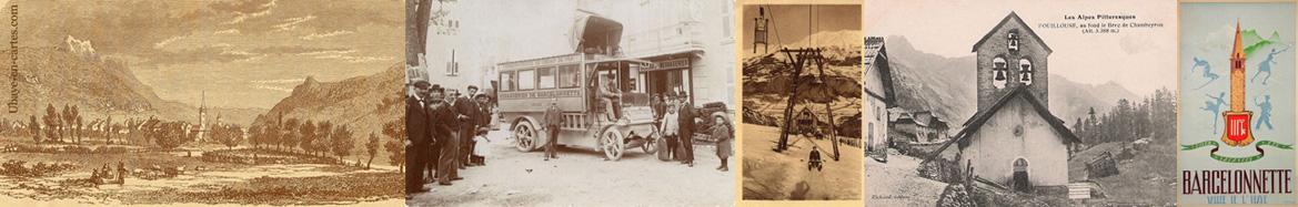 L'Ubaye au siècle dernier