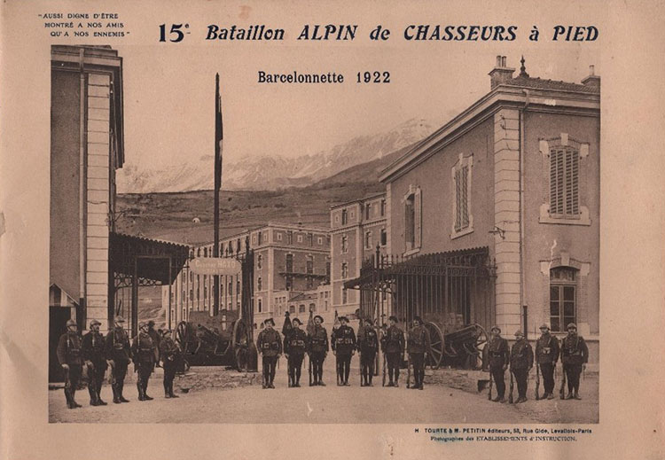 Chasseurs Alpins