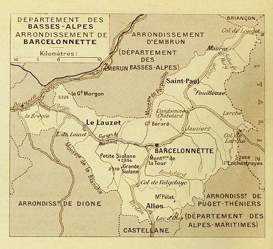 L'arrondissement