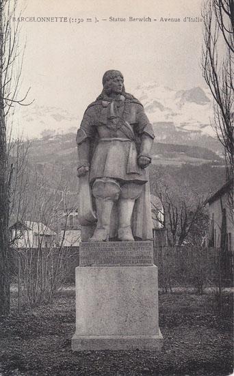 Statue de Berwick