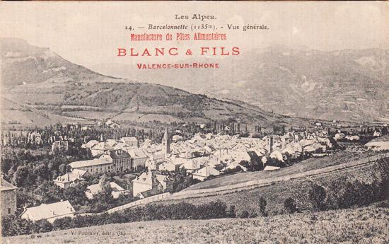 carte publicitaire