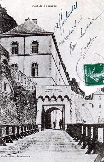 Fort de Tournoux
