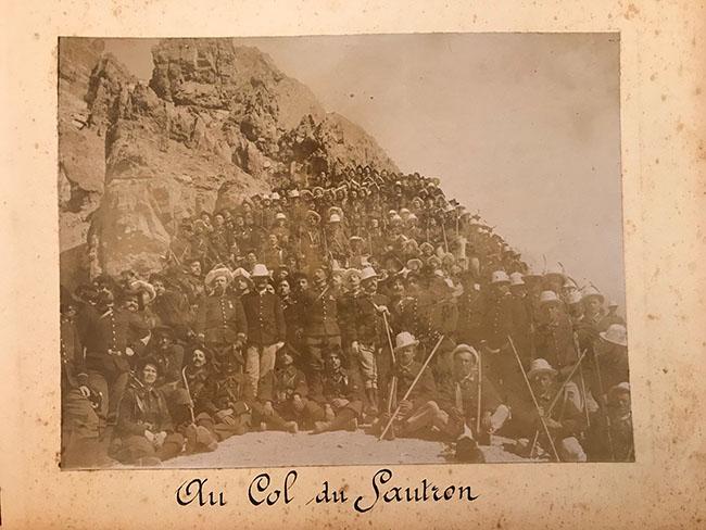 Au Col du Sautron