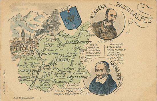 Département des Basses-Alpes