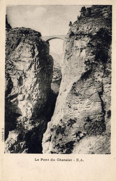 Pont du Chatelet