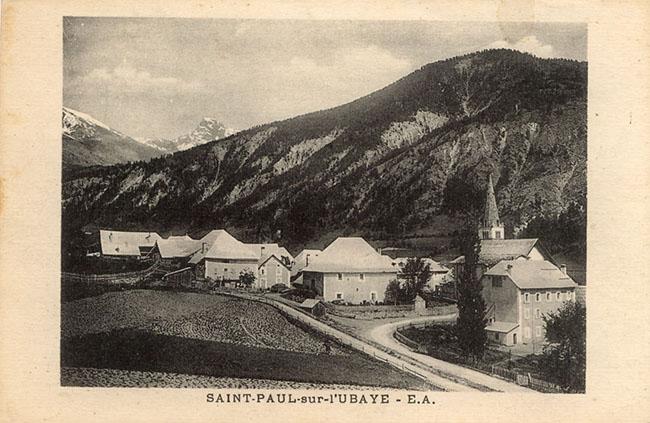 Saint-Paul-sur-l'Ubaye