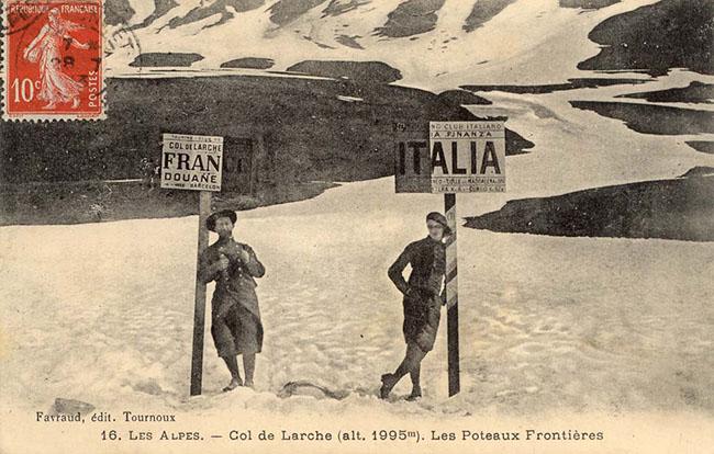 Col de Larche