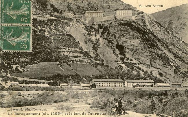 Le Fort de Tournoux
