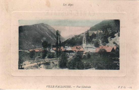 Ville-Vallouise