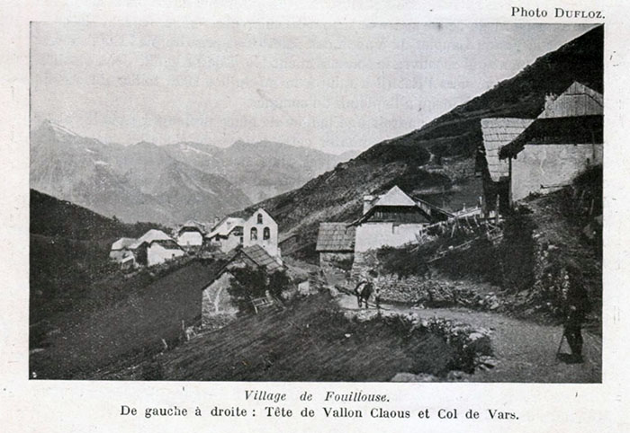 Village de Fouillouse