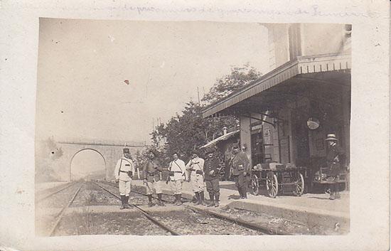 Gare de Prunières