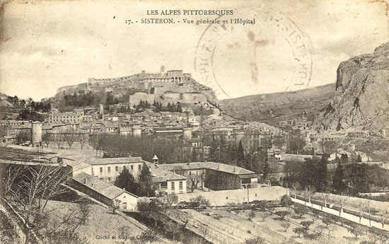 Hopital de Sisteron