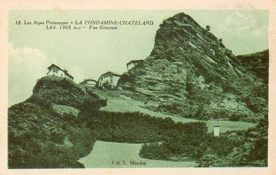Condamine-Châtelard
