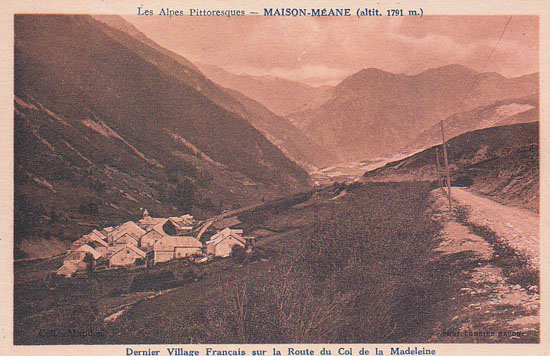 Maison Méane