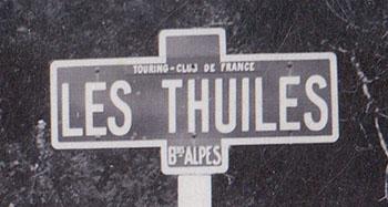 Les Thuiles