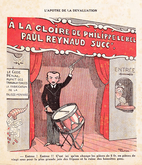 Paul Reynaud - Le Cri de Paris
