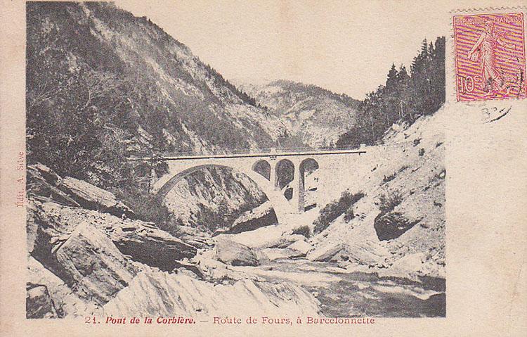 Pont de la Corbière