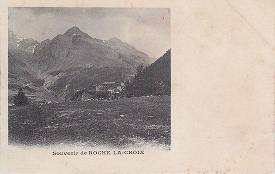 Souvenir de Roche-la-Croix