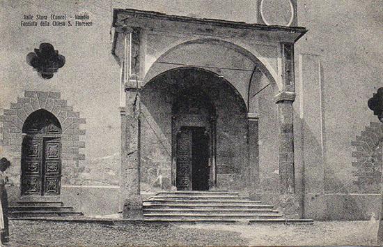 Vinadio, Chiesa Parrocchiale di San Fiorenzo